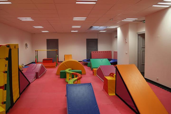 Salle du Go Baby Gym